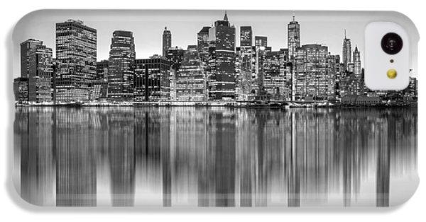 Broadway iPhone 5c Case - Enchanted City by Az Jackson