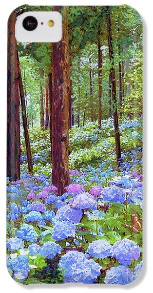 Endless Summer Blue Hydrangeas IPhone 5c Case