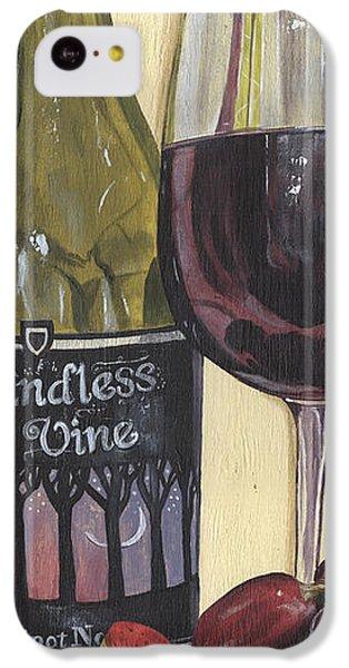 Endless Vine Panel IPhone 5c Case