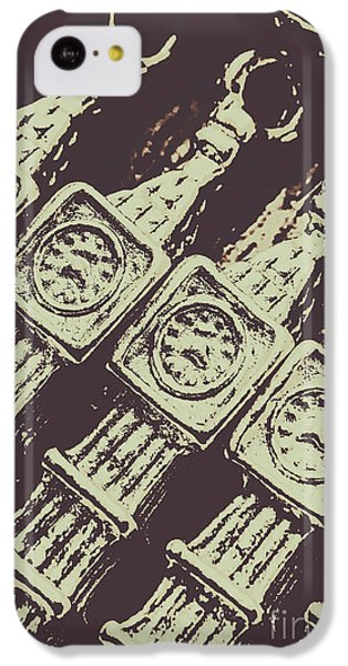 Big Ben iPhone 5c Case - England Tourism Past by Jorgo Photography - Wall Art Gallery