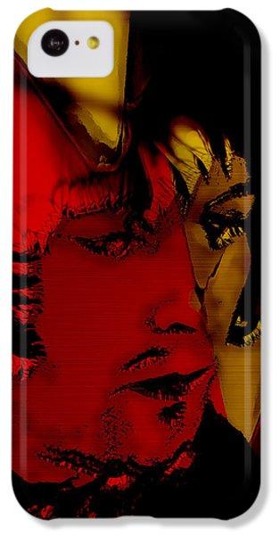 Eric Clapton Art IPhone 5c Case