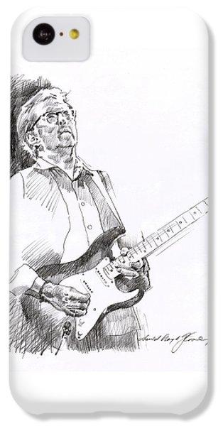 Eric Clapton Joy IPhone 5c Case