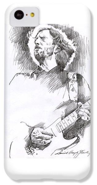 Eric Clapton Sustains IPhone 5c Case
