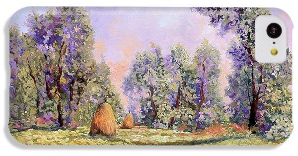 Impressionism iPhone 5c Case - Esercizi Impressionisti by Guido Borelli