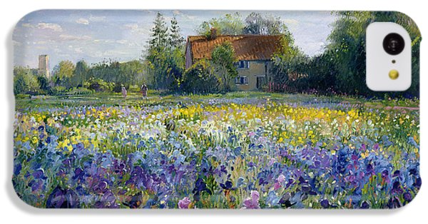 Evening At The Iris Field IPhone 5c Case