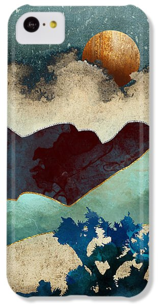 Landscapes iPhone 5c Case - Evening Calm by Spacefrog Designs