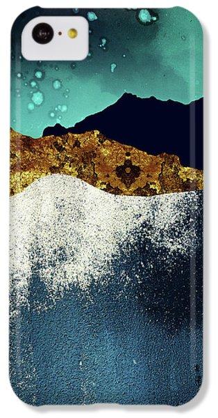 Landscapes iPhone 5c Case - Evening Stars by Katherine Smit