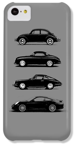 Car iPhone 5c Case - Evolution by Mark Rogan