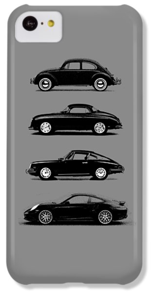 Beetle iPhone 5c Case - Evolution by Mark Rogan