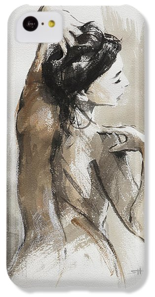 Nudes iPhone 5c Case - Expression by Steve Henderson