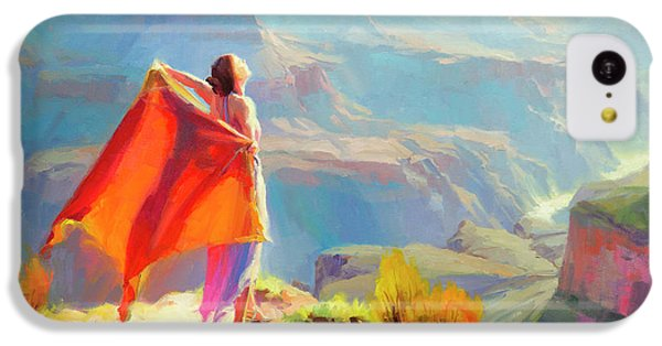 Grand Canyon iPhone 5c Case - Eyrie by Steve Henderson