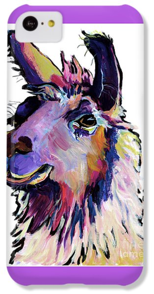 Fabio IPhone 5c Case by Pat Saunders-White