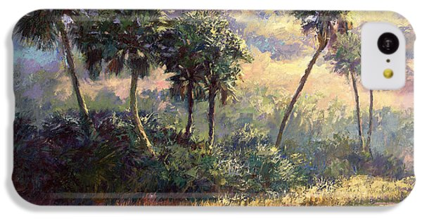 Fairchild Gardens IPhone 5c Case by Laurie Hein