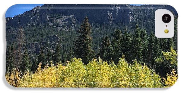 Fall At Twin Sisters IPhone 5c Case