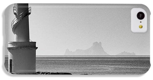 Far De La Savina Lighthouse, Formentera IPhone 5c Case