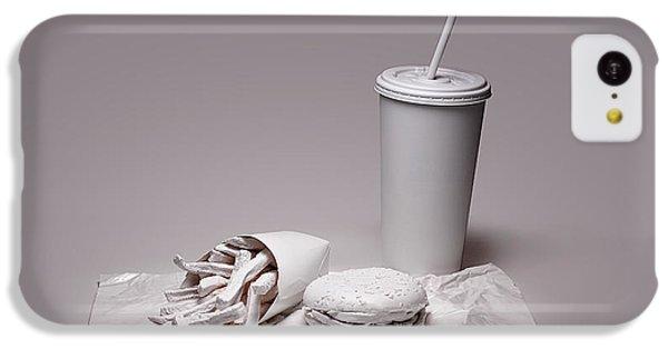 Fast Food Drive Through IPhone 5c Case by Tom Mc Nemar