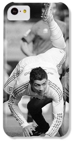 Cristiano Ronaldo 18 IPhone 5c Case