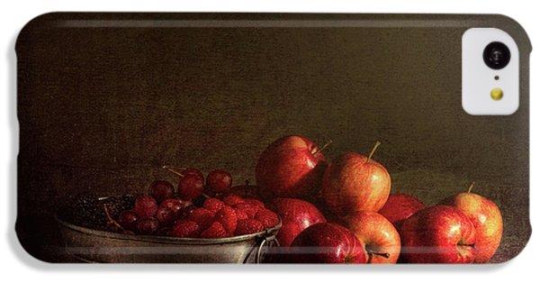 Feast Of Fruits IPhone 5c Case by Tom Mc Nemar