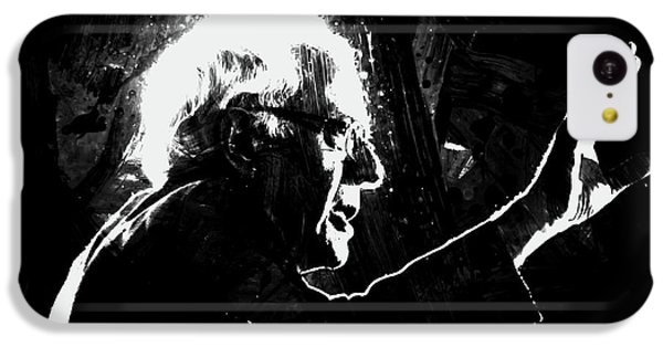 Feeling The Bern IPhone 5c Case by Brian Reaves