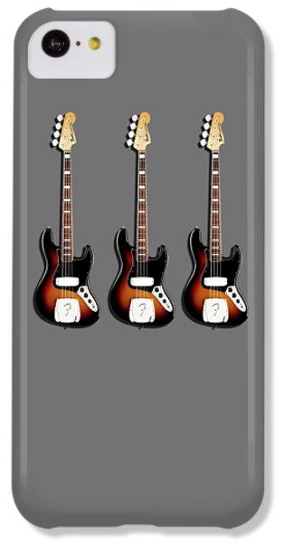 Fender Jazzbass 74 IPhone 5c Case by Mark Rogan