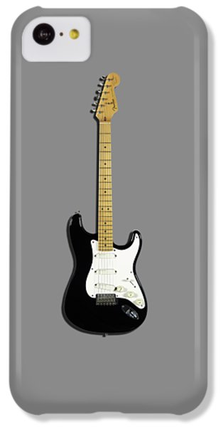 Fender Stratocaster Blackie 77 IPhone 5c Case
