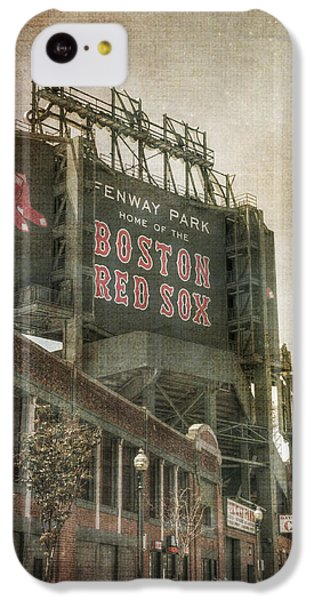 Fenway Park Billboard - Boston Red Sox IPhone 5c Case