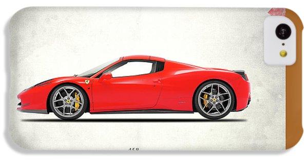 Ferrari 458 Italia IPhone 5c Case