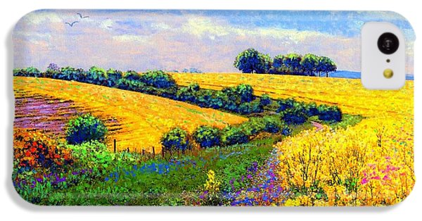 Fields Of Gold IPhone 5c Case