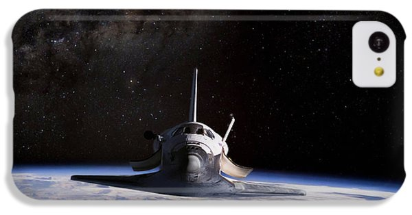 Final Frontier IPhone 5c Case by Peter Chilelli