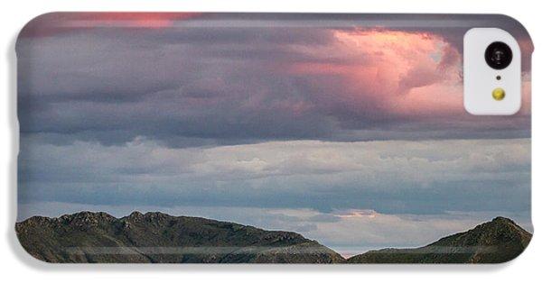 Glow In Clouds IPhone 5c Case by Hitendra SINKAR