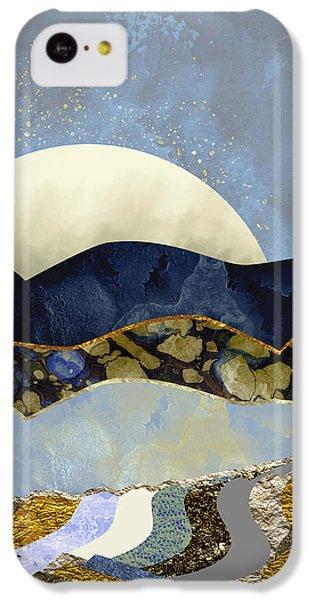 Landscapes iPhone 5c Case - Firefly Sky by Katherine Smit