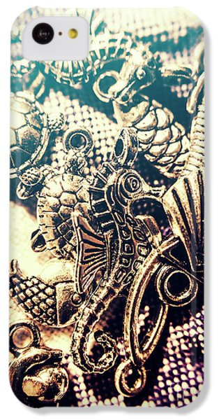 Seahorse iPhone 5c Case - Flares Of Nautical Beauty by Jorgo Photography - Wall Art Gallery
