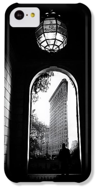 IPhone 5c Case featuring the photograph Flatiron Point Of View by Jessica Jenney