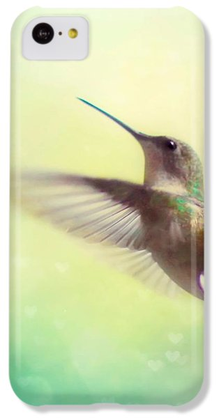 Flight Of Fancy - Square Version IPhone 5c Case by Amy Tyler