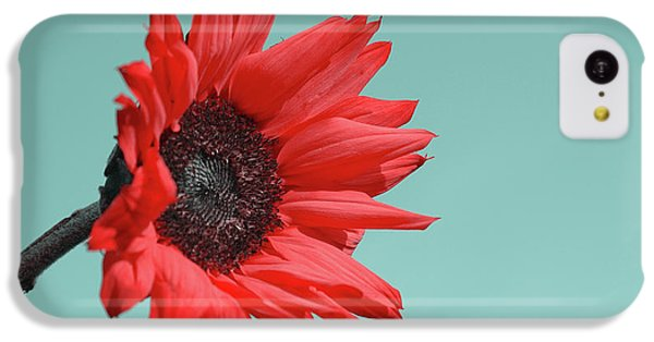 Flowers iPhone 5c Case - Floral Energy by Aimelle