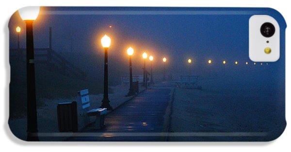 Foggy Boardwalk Blues IPhone 5c Case