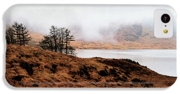 Foggy Day At Loch Arklet IPhone 5c Case
