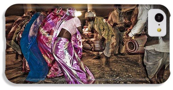Folk Dance IPhone 5c Case by Hitendra SINKAR