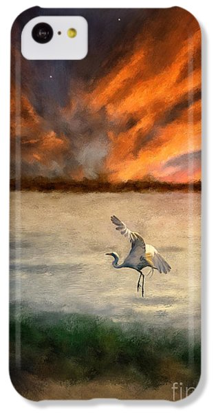 For Just This One Moment IPhone 5c Case by Lois Bryan