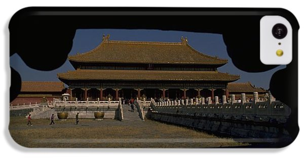 Forbidden City, Beijing IPhone 5c Case