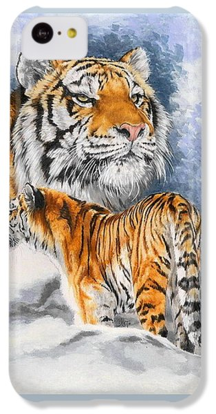 Forceful IPhone 5c Case by Barbara Keith