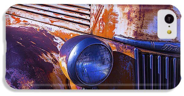 Ford Truck IPhone 5c Case by Garry Gay