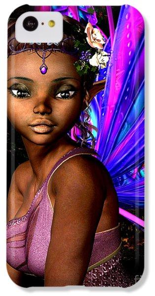 Elf iPhone 5c Case - Forest Fairy by Alexander Butler