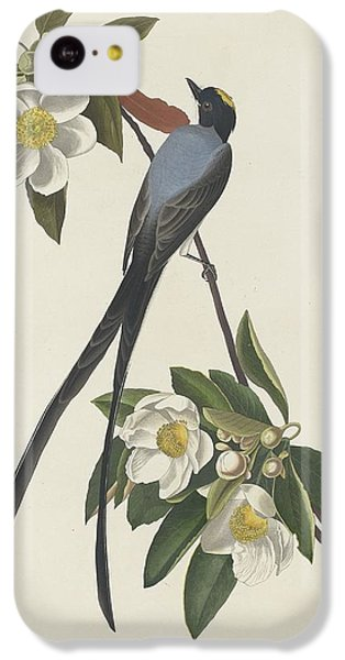 Flycatcher iPhone 5c Case - Forked-tail Flycatcher by Dreyer Wildlife Print Collections