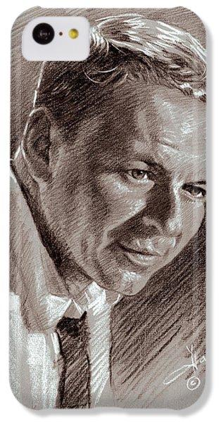 Frank Sinatra iPhone 5c Case - Frank Sinatra  by Ylli Haruni