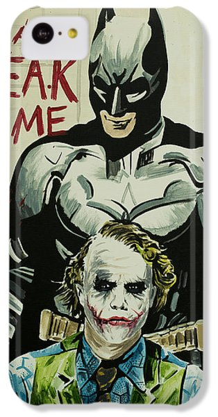 Freak Like Me IPhone 5c Case by James Holko