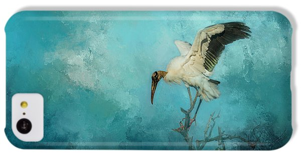 Stork iPhone 5c Case - Free Will by Marvin Spates