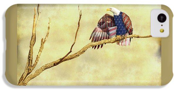 IPhone 5c Case featuring the photograph Freedom by James BO Insogna