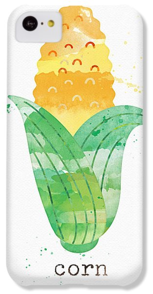 Rural Scenes iPhone 5c Case - Fresh Corn by Linda Woods