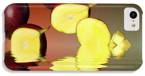Fresh Ripe Mango Fruits IPhone 5c Case by David French